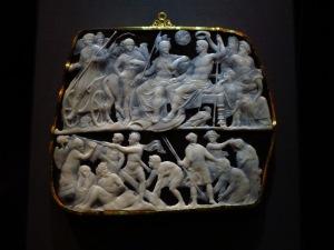 Photo prise par moi même - au Kunsthistorisches Museum